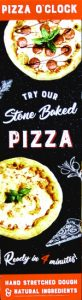 Try our Stonebaked pizza at the Crown Hotel Maryvale Queensland